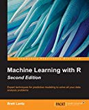 Book Cover Machine Learning with R - Second Edition
