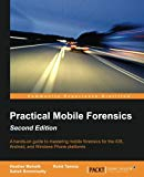 Book Cover Practical Mobile Forensics - Second Edition