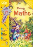Book Cover Messy Maths Age 6-7 (Letts Magical Topics)