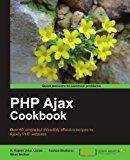 Book Cover PHP Ajax Cookbook