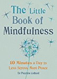 Book Cover Little Book of Mindfulness: 10 minutes a day to less stress, more peace (MBS Little Book of...)