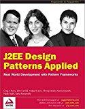 Book Cover J2EE Design Patterns Applied