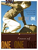 Book Cover Power of One: Using Adventure and Experiential Activities Within One on One Counseling Sessions