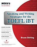 Book Cover Speaking and Writing Strategies for the TOEFL iBT (Book & Audio CD)