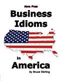 Book Cover Business Idioms in America