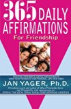 Book Cover 365 Daily Affirmations for Friendship