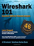 Book Cover Wireshark 101: Essential Skills for Network Analysis (Wireshark Solutions)