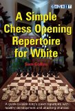 Book Cover A Simple Chess Opening Repertoire for White