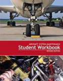Book Cover Aircraft System Maintenance Student Workbook