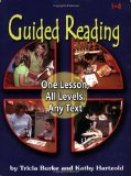 Book Cover Guided Reading: One Lesson, All Levels, Any Text