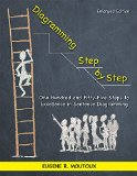 Book Cover Diagramming Step by Step: One Hundred and Fifty-Five Steps to Excellence in Sentence Diagramming