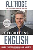 Book Cover Effortless English: Learn To Speak English Like A Native