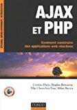Book Cover Ajax et PHP : Comment construire des applications web réactives
