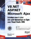 Book Cover VB.NET ASP.NET Microsoft Ajax (French Edition)