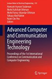 Book Cover Advanced Computer and Communication Engineering Technology: Proceedings of the 1st International Conference on Communication and Computer Engineering (Lecture Notes in Electrical Engineering)