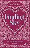Book Cover Finding Sky Die Macht der Seelen 01