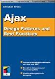Book Cover Ajax Design Patterns und Best Practices