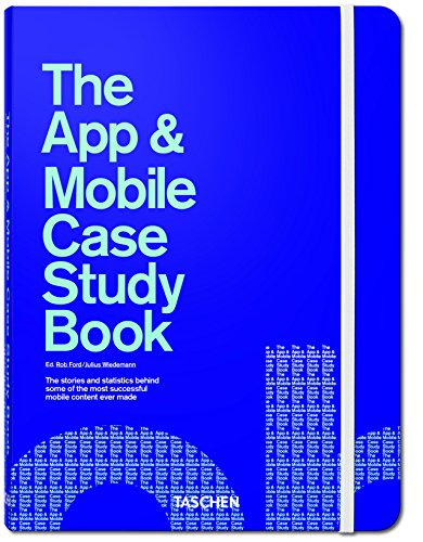 Book Cover The App & Mobile Case Study Book