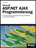 Book Cover Microsoft ASP.NET AJAX-Programmierung