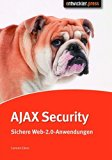 Book Cover Ajax Security
