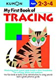 Book Cover My First Book Of Tracing (Kumon Workbooks)