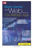 Book Cover Sistem Kontrol via Web dengan CGI, PHP,Ajax (Indonesian Edition)