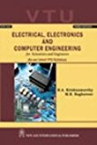 Book Cover Electrical, Electronics and Computer Engineering for Scientists and Engineers (VTU)