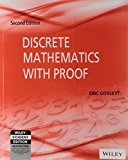 Book Cover Discrete Mathematics With Proof, 2Nd Ed 2Nd Edition