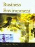 Book Cover Business Environment