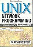 Book Cover Unix Network Programming. Networking Apis: Sockets and XTI Volume 1 2nd Edition