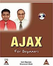 Book Cover Ajax For Beginners, (Book/CD-Rom)