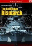 Book Cover The Battleship Bismarck (TopDrawings)
