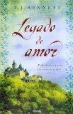 Book Cover Legado de amor (Amor y Aventura) (Spanish Edition)