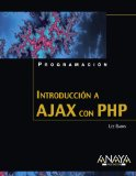Book Cover Introduccion a Ajax con PHP/ Beginning Ajax with PHP (Spanish Edition)