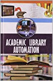 Book Cover Academic Library Automation