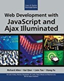 Book Cover Web Development with Java Script and Ajax Illuminated