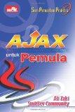 Book Cover AJAX untuk Pemula (Indonesian Edition)