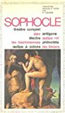Book Cover Théâtre complet (Ajax, Antigone, Electre, Oedipe roi, Les trachiniennes, Philoctète, Oedipe à Colone, Les limiers)