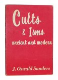 Book Cover Cults and isms ancient and modern