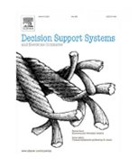 Book Cover Credit scoring system for small business loans [An article from: Decision Support Systems]
