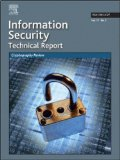 Book Cover ISMS, security standards and security regulations [An article from: Information Security Technical Report]