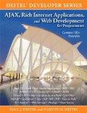 Book Cover AJAX, Rich Internet Applications, and Web Development for Programmers (Deitel Developer Series)