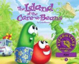 Book Cover The Island of the Care-a-Beans - VeggieTales Mission Possible Adventure Series #1: Personalized for Ajax (Girl)