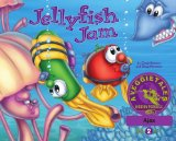 Book Cover Jellyfish Jam - VeggieTales Mission Possible Adventure Series #2: Personalized for Ajax (Girl)