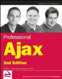 Book Cover Professional Ajax, 2nd Edition (Programmer to Programmer)