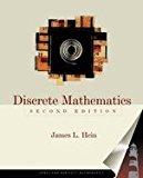 Book Cover Discrete Mathematics 2nd EDITION