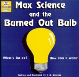 Book Cover Max Science and the Burned Out Bulb