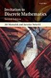 Book Cover An Invitation to Discrete Mathematics 2nd Edition by Matousek, Jiri; Nesetril, Jaroslav published by Oxford University Press, USA