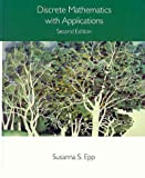 Book Cover By Susanna S. Epp - Discrete Mathematics with Applications: 2nd (second) Edition