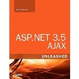 Book Cover ASP.NET 3.5 Ajax unleashed.